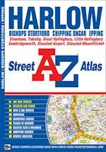 Harlow Street Atlas (A-Z Street Atlas S)