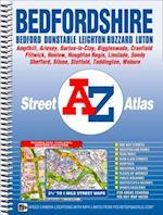 Bedfordshire County Atlas (A-Z County Atlas)