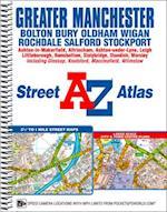 Greater Manchester Street Atlas (A-Z Street Atlas S)