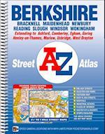 Berkshire County Atlas (A-Z County Atlas)