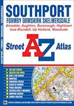 Southport Street Atlas (A-Z Street Atlas S)