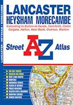 Lancaster Street Atlas (London Street Atlases)