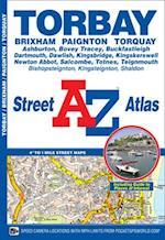 Torbay Street Atlas (London Street Atlases)