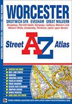Worcester Street Atlas (London Street Atlases)