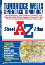 Tunbridge Wells Street Atlas (A-Z Street Atlas S)