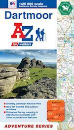 Dartmoor Adventure Atlas (A-Z Adventure Atlas)