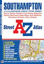 Southampton Street Atlas (A-Z Street Atlas S)