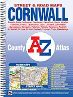 Cornwall County Atlas (A-Z County Atlas)