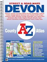 Devon County Atlas (A-Z County Atlas)
