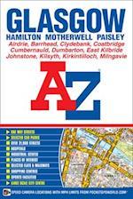 Glasgow Street Atlas (A-Z Street Atlas S)