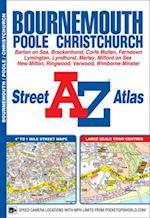 Bournemouth Street Atlas (A-Z Street Atlas S)