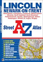 Lincoln Street Atlas (A-Z Street Atlas S)