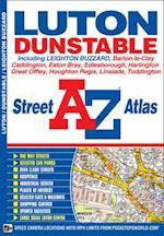 Luton & Dunstable Street Atlas (A-Z Street Atlas S)