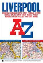 Liverpool Street Atlas (A-Z Street Atlas S)