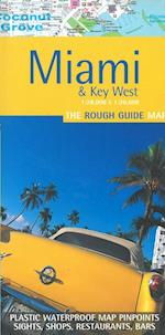 Miami & Key West, The Rough Guide Map (Rough Guide Map)