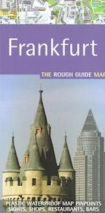 Frankfurt, Rough Guide Map (Rough Guide Map)