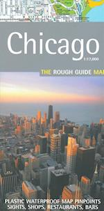 Chicago, Rough Guide Map 1:17 000 (Rough Guide Map)