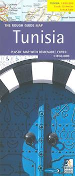 Tunisia, Rough Guide Map 1:850 000 (Rough Guide Map)