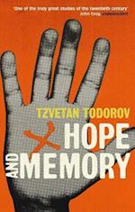 Hope And Memory af David Bellos, Tzvetan Todorov