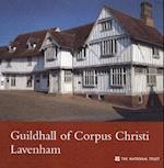 Guildhall of Corpus Christi Lavenham, Suffolk