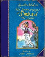 Quentin Blake's the Seven Voyages of Sinbad the Sailor af Quentin Blake, John Yeoman