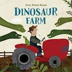 Dinosaur Farm Boxed Book and Toy Set af Frann Preston-Gannon