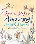 Quentin Blake's Amazing Animal Stories