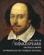 Life of Shakespeare af Nicholas Rowe