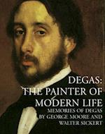 Memories of Degas af George Moore, Walter Richard Sickert, Anna Gruezner Robins