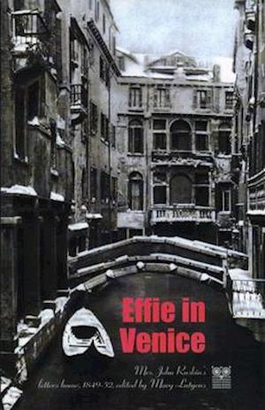 Effie in Venice
