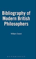 Bibliography of Modern British Philosophy af John Slater
