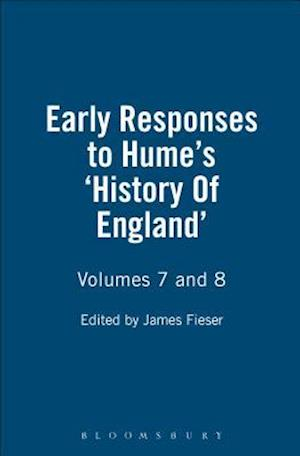 Early Responses to Hume's 'History Of England'