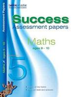 9-10 Mathematics Assessment Success Papers