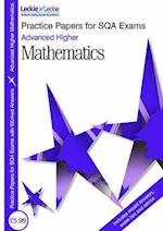 Advanced Higher Maths (Practice Papers for SQA Exams)