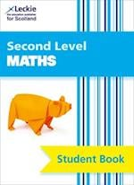 CfE Maths Second Level Pupil Book (CfE Maths)