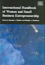 International Handbook of Women and Small Business Entrepreneurship af Sandra L. Fielden
