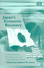 Japan's Economic Recovery af Robert M Stern