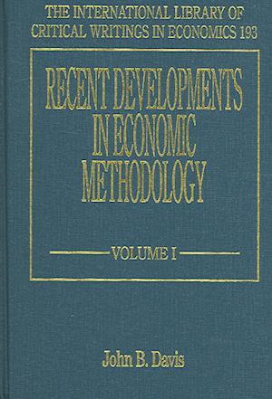 Recent Developments in Economic Methodology