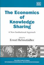 The Economics of Knowledge Sharing af Ernst Helmstadter