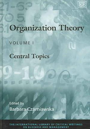 Bog, hardback Organization Theory af Barbara Czarniawska