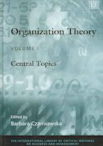 Organization Theory (International Library of Critical Writings on Business and Management, nr. 5)