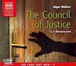 Council of Justice af Bill Homewood, Edgar Wallace