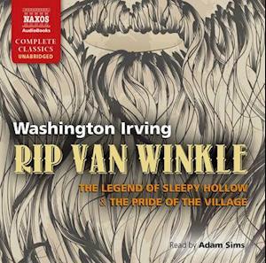 Lydbog, CD Rip Van Winkle af Irving Washington