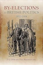 By-elections in British Politics, 1832-1914 af T. G. Otte