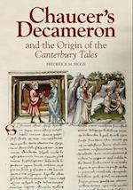 Chaucer's Decameron and the Origin of the Canterbury Tales (CHAUCER STUDIES, nr. )