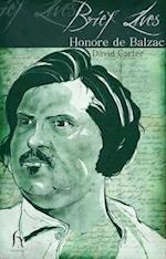 Brief Lives: Honore De Balzac (Brief Lives)