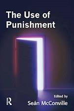 The Use of Punishment af Sean McConville