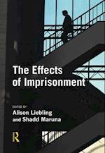 The Effects of Imprisonment (Cambridge Criminal Justice Series)