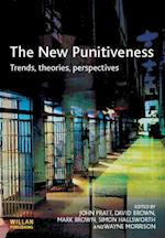 The New Punitiveness af David Brown, John Pratt, Simon Hallsworth