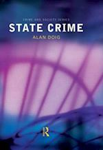 State Crime (CRIME AND SOCIETY SERIES)